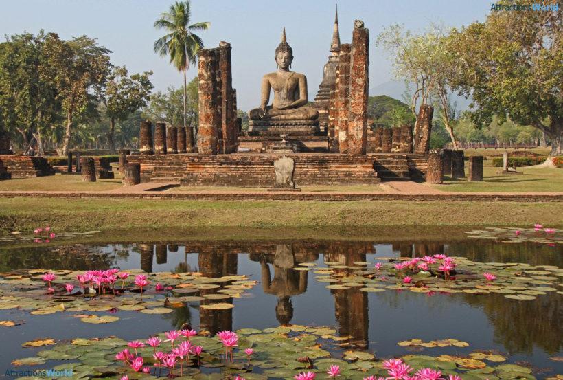 THAI-Tour-sukhothai-historical-park